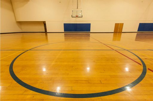 Florida Gym Basketball Court