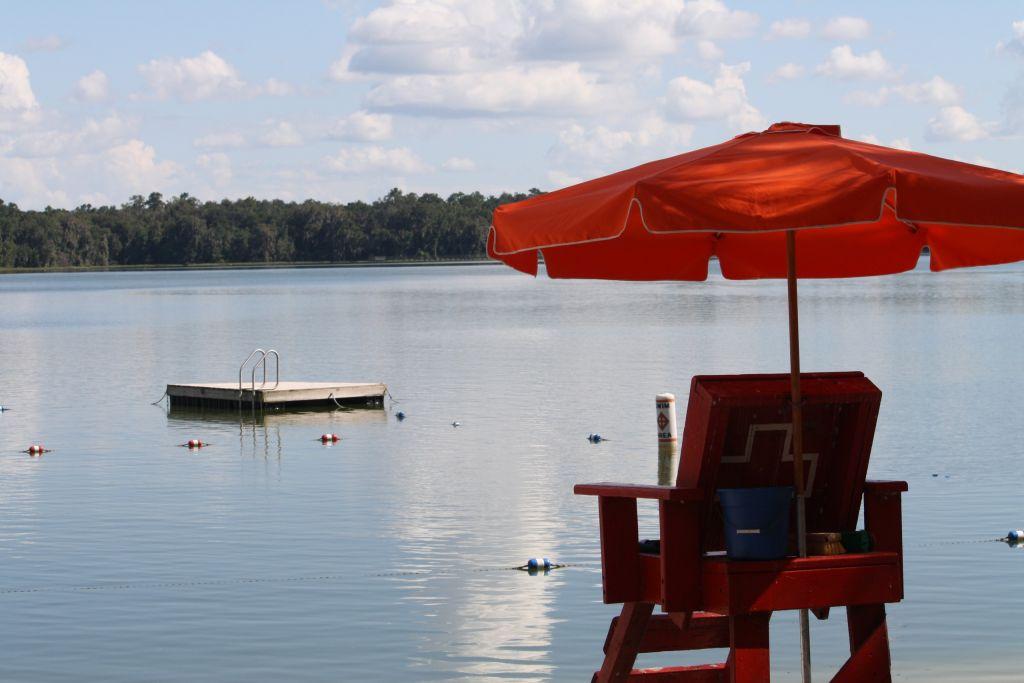 Lake Wauburg Lifeguard