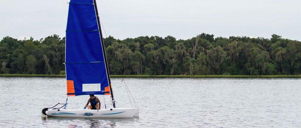 Outdoor Skills Sailing