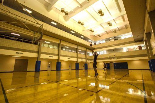 SRFC Indoor Court