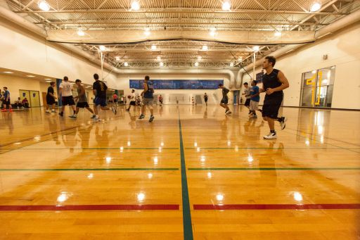 SWRC Indoor Courts