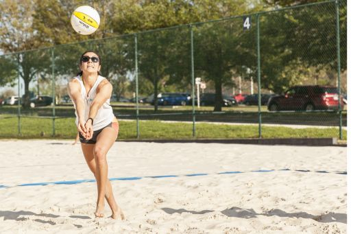 UVS Sand Volleyball Courts