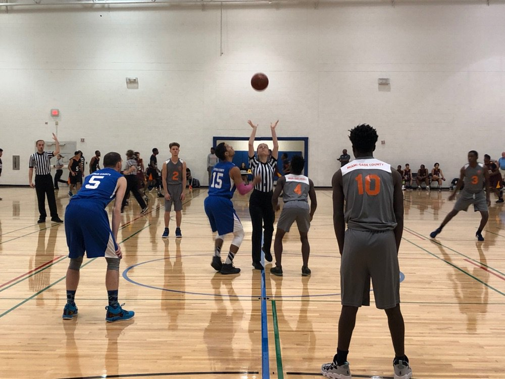 5v5 Basketball - recsports.ufl.edu