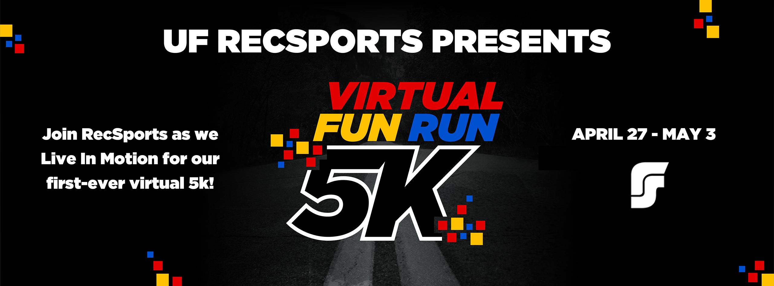 RecSports Virtual Fun Run 5k