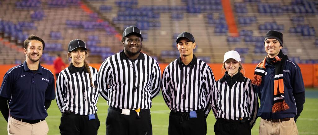 Officials Staff Photo