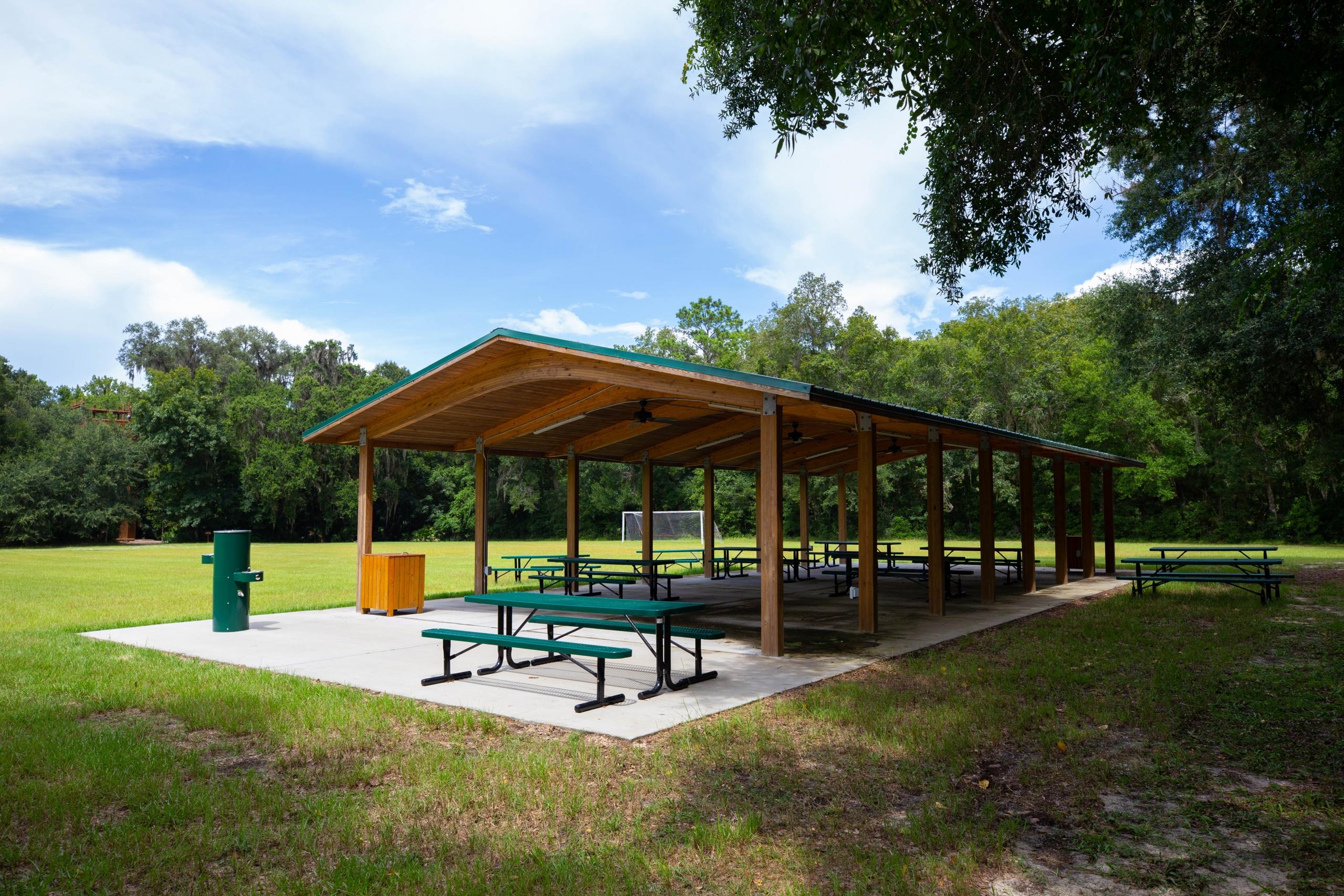 Challenge Course Pavilion